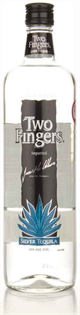 Two Fingers Tequila Silver 1.75l